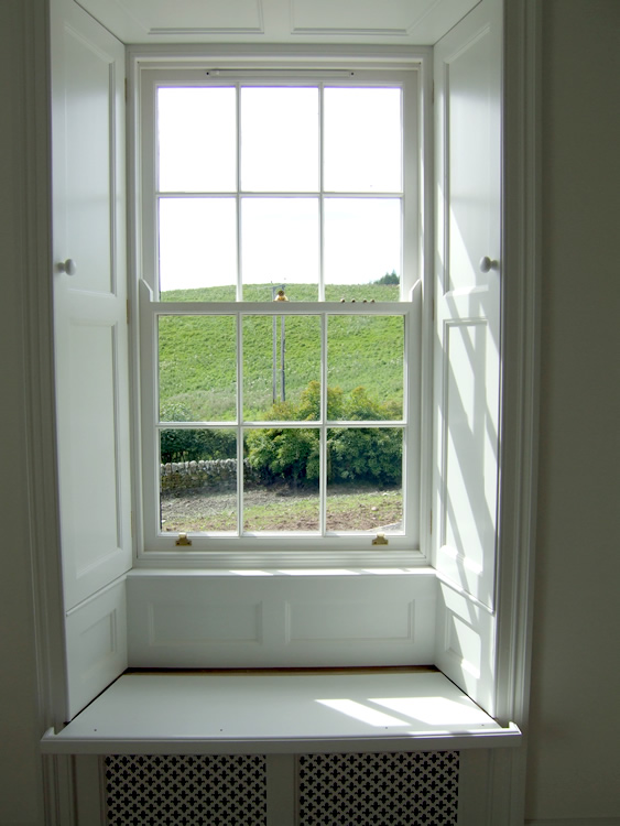 sash and case windows dumfries  scotland